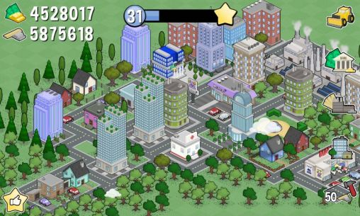 Moy city builder for Android