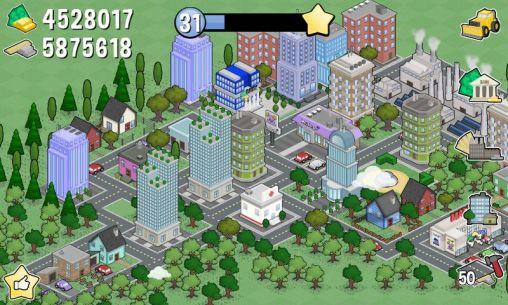 Moy city builder für Android