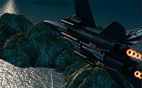 Modern warplanes screenshot 1
