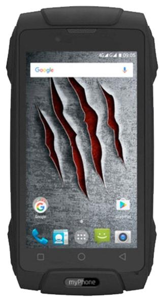 Lade kostenlos Spiele für MyPhone Hammer AXE M herunter