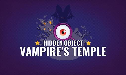 Vampires temple: Hidden objects Screenshot
