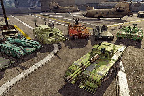 Action: Lade Unendliche Panzer auf dein Handy herunter