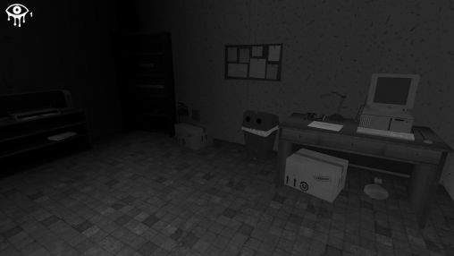 Eyes: The horror game Screenshot