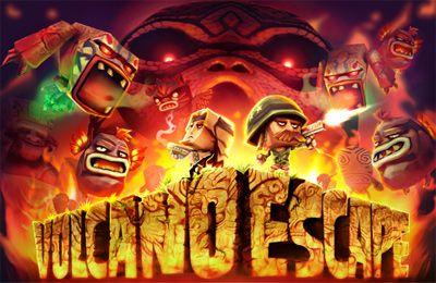 logo Volcano Escape