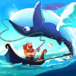 Fisherman go! Symbol
