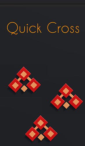 Quick cross: A smooth, beautiful, quick game Screenshot