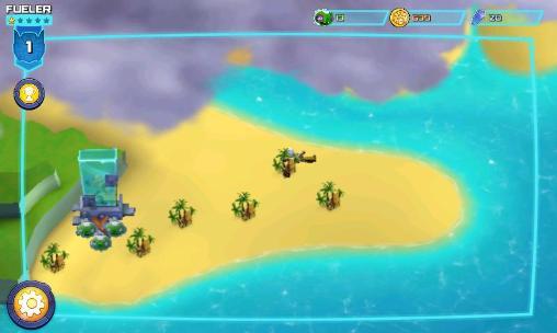 Jogos de arcade Angry birds: Transformerspara smartphone