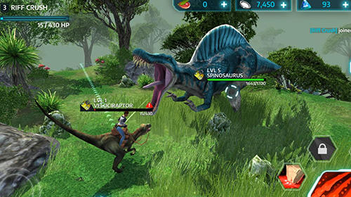 Dino tamers for Android