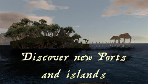 Simulator-Spiele Sea captain 2016 für das Smartphone