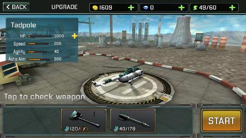 Gunship strike 3D für Android