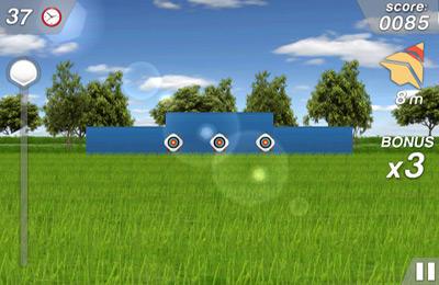Screenshot Bogenschießen 3D auf dem iPhone