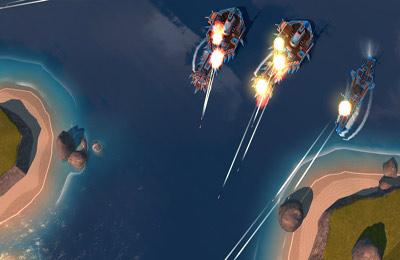 Shooter Leviathan: Kriegsschiffe auf Deutsch