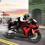 Moto racer 2018 Symbol