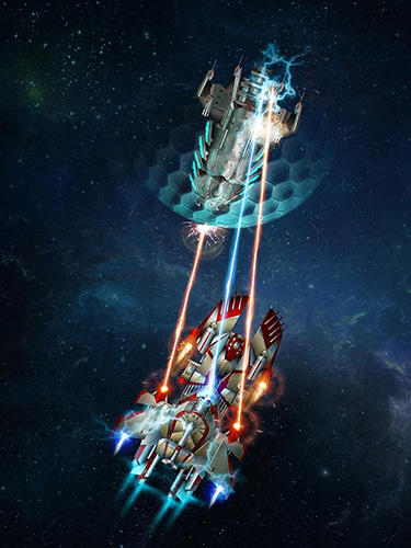 Space arena: Build and fight für Android