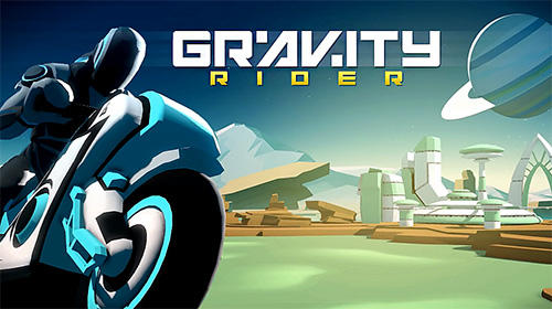 Gravity rider: Power run Screenshot
