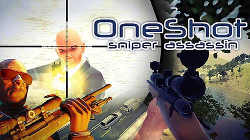Oneshot: Sniper assassin game captura de tela 1