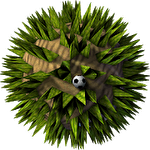 Maze planet 3D 2017 Symbol