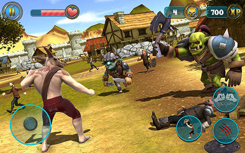 The beast para Android