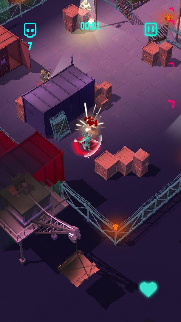 Contract Assassin screenshot 1