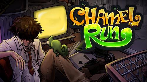 Chamelrun: Chameleon run! Screenshot