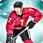 Pin hockey: Ice arena Symbol