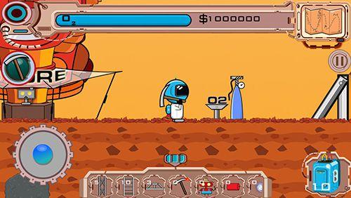 Screenshot Mars Miner Universal auf dem iPhone