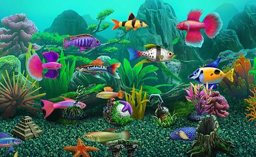 Fish tycoon 2: Virtual aquarium captura de tela 1