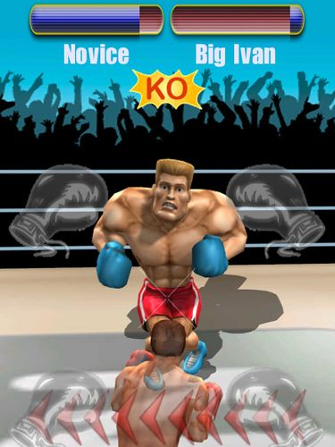Pocket boxing: Legends for iPhone
