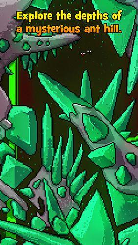 Pequenas cavernas: A Lenda da princesa Pixel para iPhone