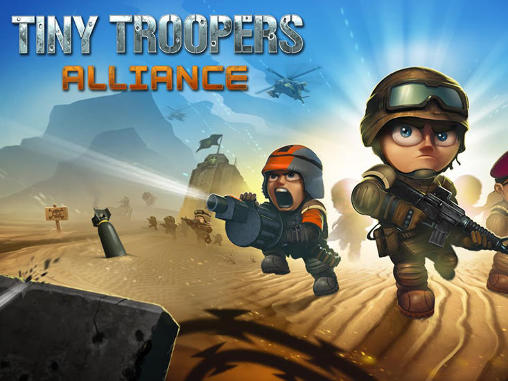 Tiny troopers: Alliance ícone