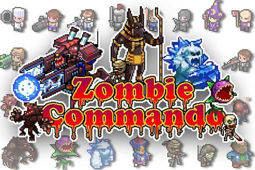 logo Tombie Commando