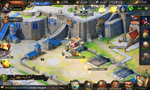 Online games Citadel: Realms for smartphone