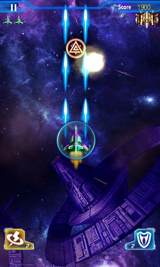 Raiden fighter: Galaxy storm for Android