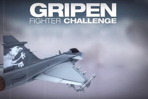 Gripen fighter challenge Screenshot