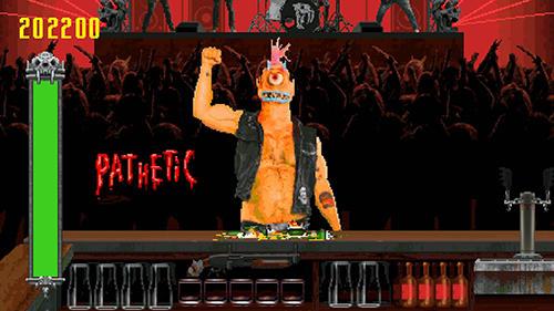Musik-Spiele Red fang: Antidote. Headbang auf Deutsch