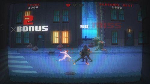 Kung Fury: Straßenwut auf Deutsch