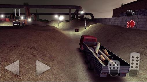 Truck driver: Steep road pour Android