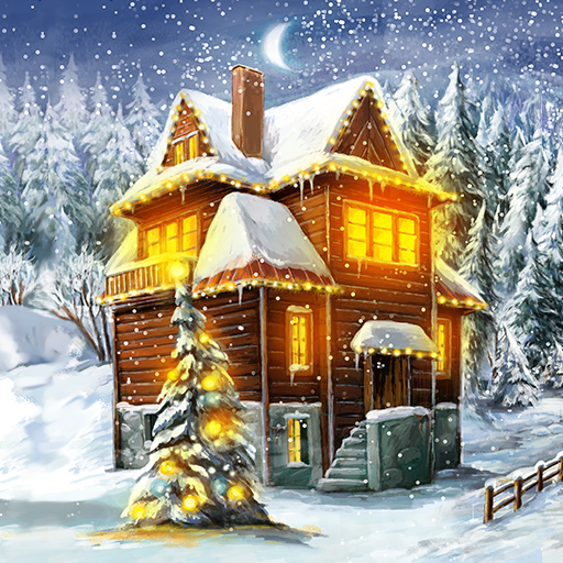 Иконка Hidden Object - Winter Wonderland