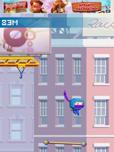Juegos de píxeles Ninja up! en español