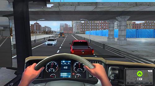 Fahrsimulatoren Truck simulator 2017 auf Deutsch