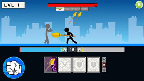 Stickman fight 2018 Screenshot