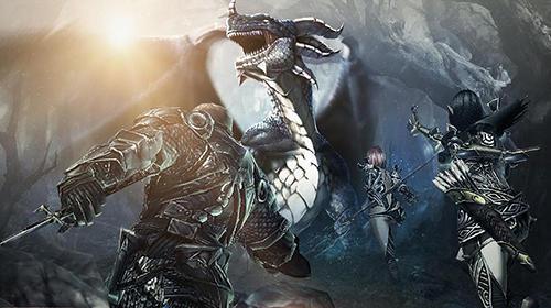 RPG-Spiele Dragon raja für das Smartphone