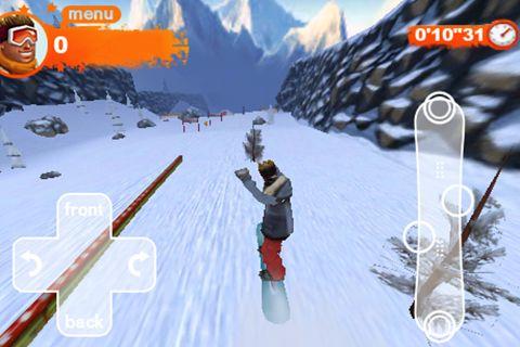 Shaun White Snowboarding: Ursprung für iPhone