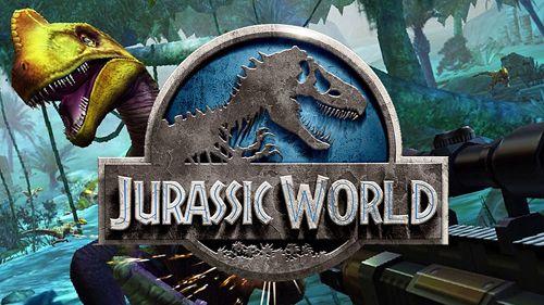 logo Jurassic world: The game