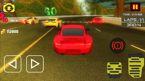 Crazy racing mania für Android