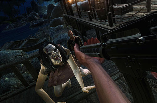 Killer of evil attack: Best survival game captura de tela 1