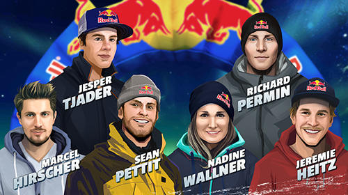 Red Bull free skiing für Android