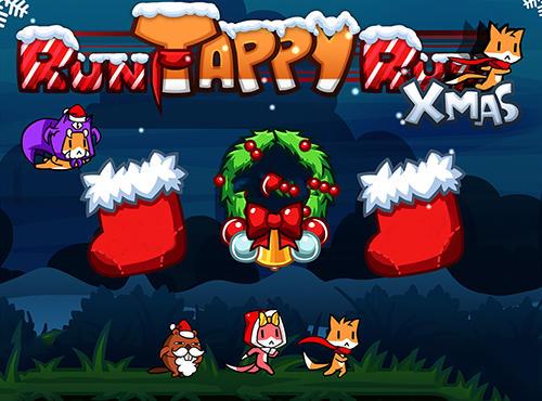 Run Tappy run Xmas icône