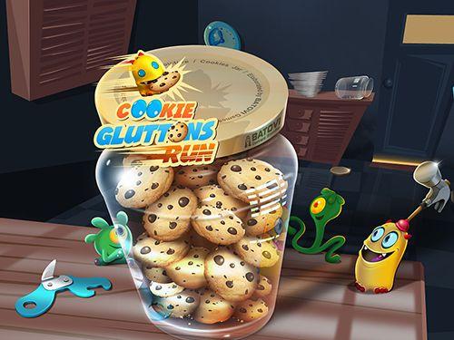 logo Corrida de comilões de biscoitos