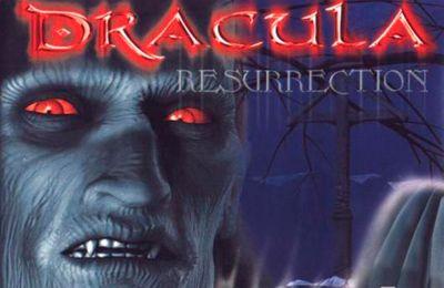 logo Dracula Resurrection. Mina's Disappearance. Part 1